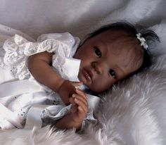 News and Happenings » Winners of Artists AA reborn doll competition October 2012 | Andama Galleries