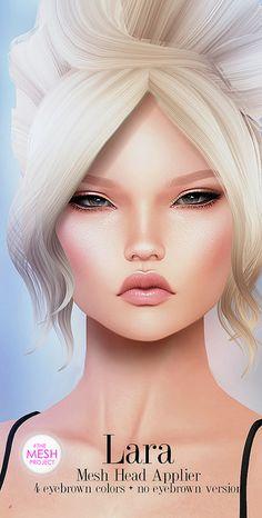 -Glam Affair- Lara - Theshops Head APPLIERS | Flickr - Photo Sharing!