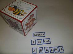 Dado - Leitura e escrita de palavras