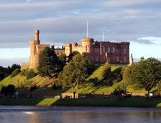 images inverness scotland | Inverness_Castle_and_River_Ness_Inverness_Scotland_-_conner395