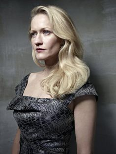 """Paula Malcomson is blowing me away with her performance as Amanda Greystone in """"Caprica""""."""