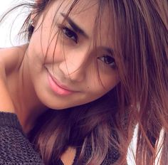 Tips For Changing Your Hairstyle. Change is good, however it's even much better when it takes just minutes to make one. If you like your hairdo, there's no reason to agonize over making a s Filipina Beauty, Kathryn Bernardo, Hot Hair Styles, Asian Hair, Change Is Good, Messy Hairstyles, Hair Looks, Hair Pins, Hair Inspiration