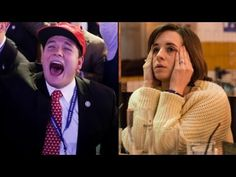 Relive the stunning election night in under 2 minutes - USANEWS.CA