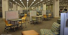 Image result for learning commons elementary school whiteboards