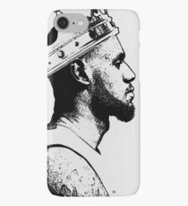 The King iPhone Case/Skin Iphone Case Covers, Phone Cases, Basketball Design, Iphone 8, King, Future, Future Tense, Phone Case