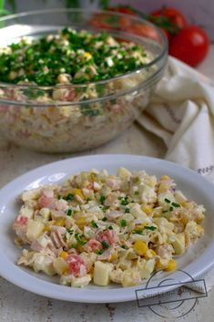 Polish Recipes, Other Recipes, Fried Rice, Risotto, Potato Salad, Fries, Appetizers, Potatoes, Ethnic Recipes