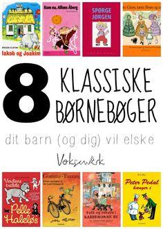 8 klassiske børnebøger dit barn vil elske « voksewerk