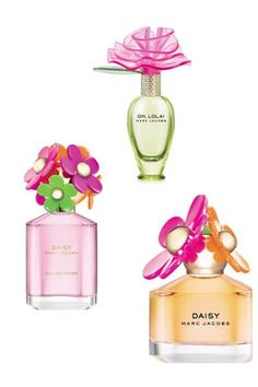 Ladies who love Marc Jacobs fragrances: get excited