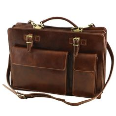 Cartella di Pelle - 4029 - Borse Vera Pelle Messenger Bag, Satchel, Semi, Firenze, Ebay, Products, Crossbody Bag, Gadget, Backpacking