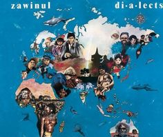 "Joe Zawinul's ""Di•a•lects"" is an album released in June 1986  TODAY in LA COLLECTION RVJ >> http://go.rvj.pm/dl2"