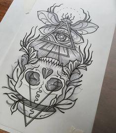 Skull Design..