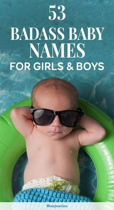 Now-a-days traditional and classic names rule the baby name world. So, here is our list of unique badass baby names for you to choose from. Check them out!