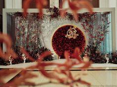 Tent Decorations, Engagement Decorations, Wedding Decorations, Chinese Wedding Decor, Oriental Wedding, Wedding Stage, Wedding Ceremony, Our Wedding, Wedding Backdrop Design