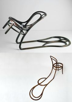 Chairs from Pablo Reinoso