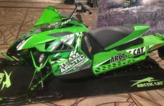 What's new for the 2014 Arctic Cat snowmobiles? A possible Yamacat? The picture above is the new 2014 ZR 9000 Sno Pro RR from Arctic Cat with Fox reservoir shocks and all. What is under the hood? We will find out on February 26, 2013 when Arctic Cat will be releasing all the details on the new snowmobiles. Arctic Cat is expected to make some refine...
