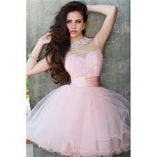 Resultado de imagen para vestidos de vestir elegantes cortos rosados