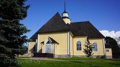 Lohtaja Lutheran church.