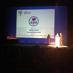 Premios AJE Asturias 2014 Sabadell Aloha 24