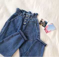 School Day Denim Jeans Source by Cute Casual Outfits, Fall Outfits, Summer Outfits, Fashion Outfits, Womens Fashion, Fashion Trends, Fashion Top, Casual Boots, Denim Jeans
