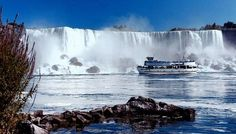 Maid of the Mist Boat Tour just nearby Country Inn & Suites Niagara Falls.