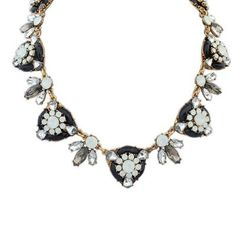 CMD by Mirna - Gemstone Decorated Simple Design premium necklace, US$ 9, avail in more colors
