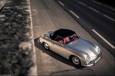 Porsche 356 Convertible D #porsche