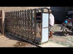 Cổng hàng rào inox tự động lắp tại Sóc Trăng--Ms.Lan - Market360.vn