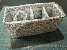 DIY Camera Bag insert tutorial, could come in handy