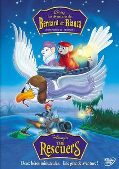 Les aventures de Bernard et Bianca - Walt Disney Animation Studios