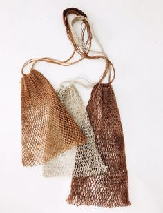 Pampa handwoven bags