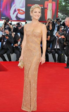 Kate Hudson glows at the 2012 Venice Film Festival