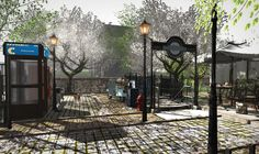 Metro in HY's PARK | Flickr - Photo Sharing!