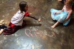 Summer Camp Session 2 The Moonpaper Tent Seattle, WA #Kids #Events