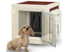 Air-Conditioned Dog House by MRT Corp keeps your pooches comfortable all year round