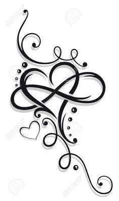 Hart en oneindigheid, Tattoo voor Valentijnsdag