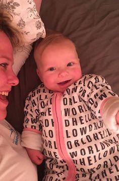 Lief! 24Baby Facebook inzending van mama Susanne en haar dochtertje