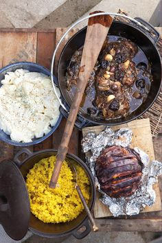 O gits! South African Recipes, Wine Parties, Dessert Recipes, Desserts, Bacon, Salads, Dishes, Eat, Cooking