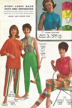 National Bellas Hess catalog, Summer 1962