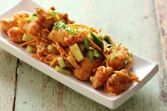 Sweet Thai Chili Chicken - making this for new year's eve at home with my love.