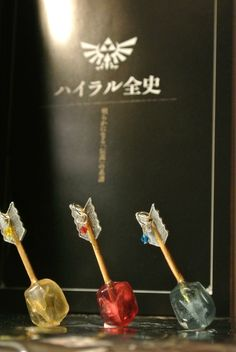 Ice Arrow - Key Chain or Necklace The Legend of Zelda
