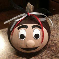 Brutus Pumpkin