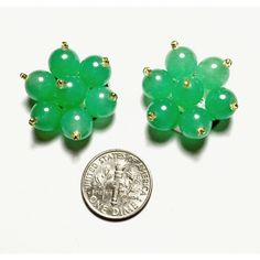 Aventurine handmade Earrings, fashion and chic, unique style available at thedharmacrafts.com