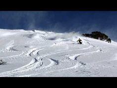 Skiing Perisher / Perisher Valley (elevation 1720m), a ski resort village in…
