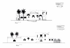 Collections   Architect's Archives   Hassan Fathy   Khalil al-Talhuni House   Archnet