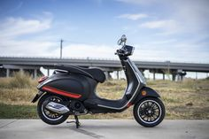 'Vespa Sprint LE' – 50 years of the Vespa Sprint 150 Vespa unveiled the first Sprint 150 at the Milan show in 1965 and to mark 50 years since the release Vespa Australia will make Vespa Sprint, Vespa Scooters, Cars And Motorcycles, Honda, Vehicle, Garage, Bike, Random, Outfit
