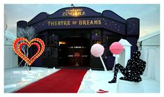 Madame Zingara Gallery Crew, Show, Grounds and Experience, JHB