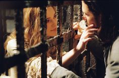 """Isabel comes to visit Phillip in the dungeon before he's to be executed. """"What are you doing?"""" Phillip whispered as Isabel looked over her shoulder and fiddled with the lock. """"I owed you one."""" She shrugged. Phillip could see a glisten in her eyes but he didnt say anything."""