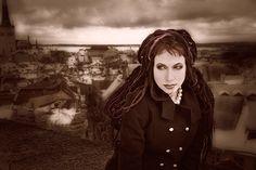 Sofi Oksanen. Photo: Toni Härkönen. Art Photography, Goth, Reading, Curiosity, Writers, Beauty, Books, Life, Gothic