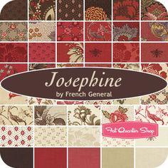 Josephine Yardage French General for Moda Fabrics - Fat Quarter Shop