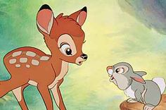 Bambi And Thumper Exist In Real Life And It's Pure Magic